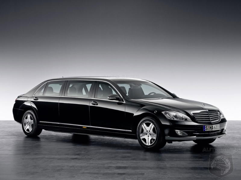 mercedes benz s600 pullman guard autospies auto news. Black Bedroom Furniture Sets. Home Design Ideas